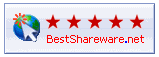 Registry Repair Five Star Awards from BestShareware