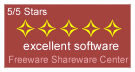 Disk SpeedUp 5 Star Awards from Excellent Software