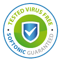 Glary Utilities Virus Free Awards from Softonic