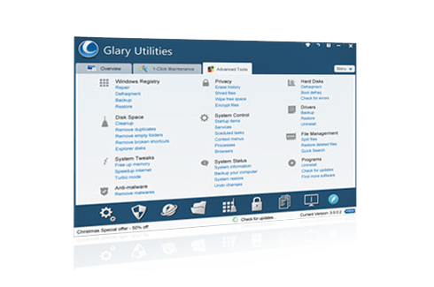 Download Glary Utilities Pro 3.3.0.112 With Serial Crack Key