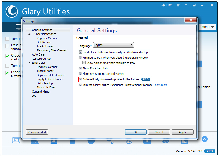 glary utilities 5 pro serial key